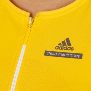 Adidas by Stella McCartney Tops - Adidas Stella McCartney Wimbledon Fitness Top Med